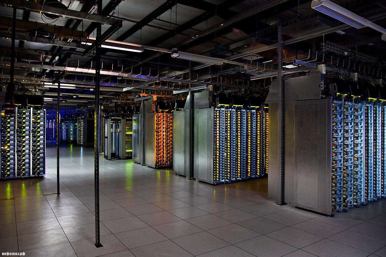 Где находиться главный сервер