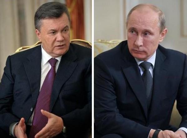 Путин: Бездействие Януковича привело к тяжелым последствиям