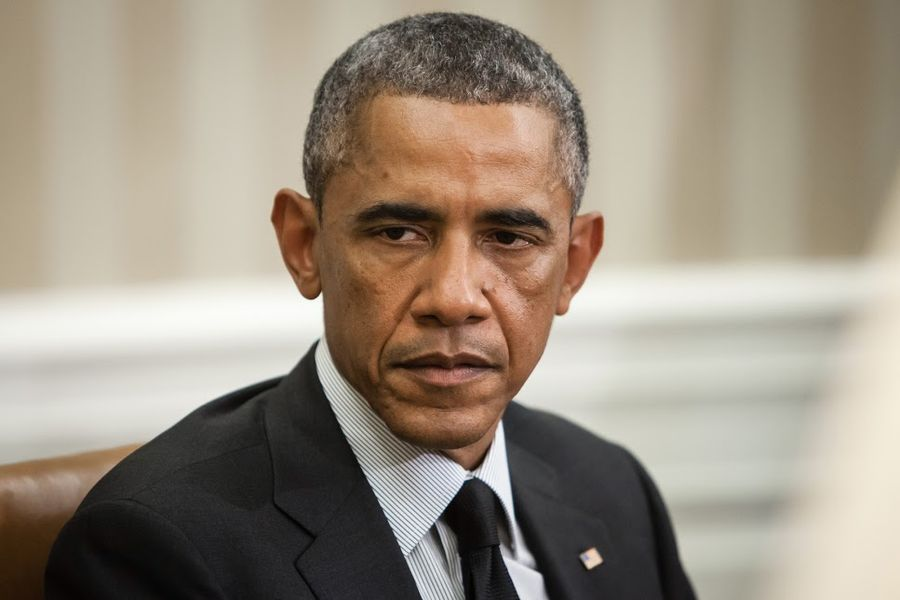 Обама на год продлил санкции против России