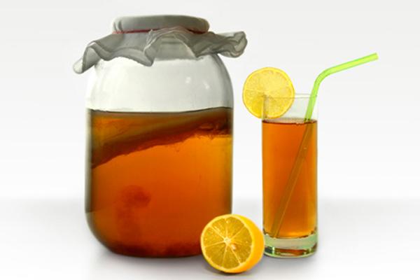 Лечение заболеваний чайным грибом