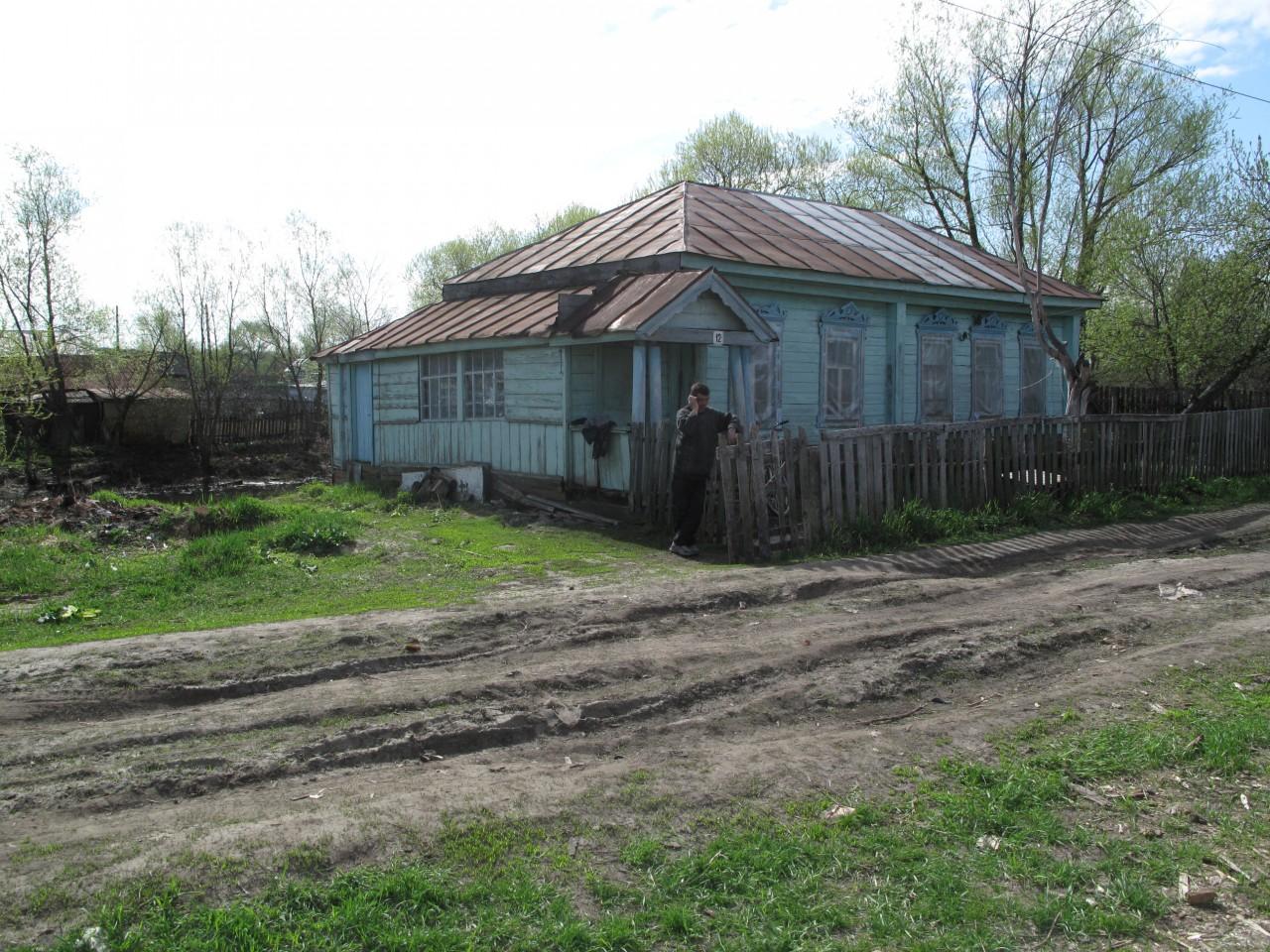 Ремонт домика в деревне.