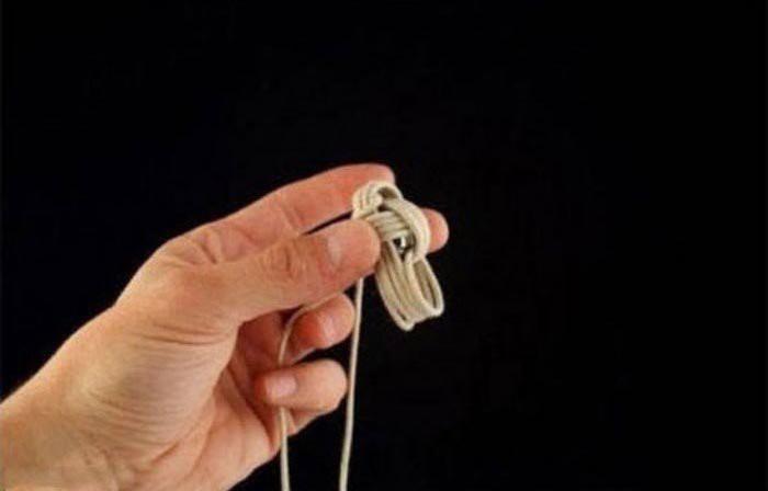 Мастер-класс по завязыванию узла «обезьяний кулак» обезьяний кулак, узел