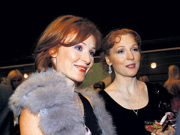 Актеры и актрисы-близнецы российского кино