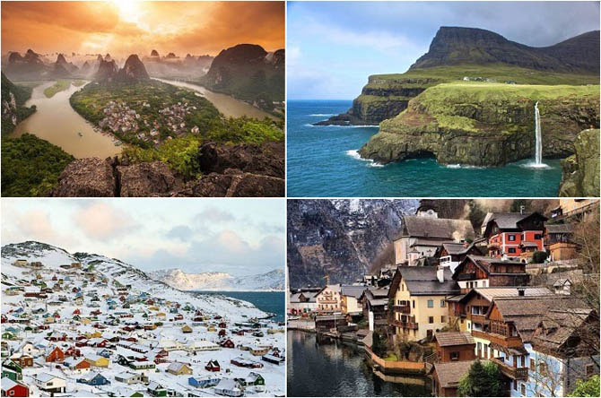 20 самых красивых маленьких городов мира