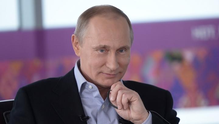 В Киеве признали, что Путин …