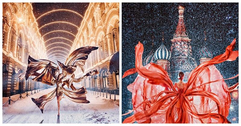Когда сказка становится явью: московская фотохудожница и ее волшебный мир