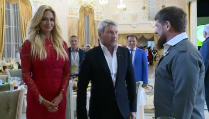 Кадыров анонсировал свадьбу Лопыревой и Баскова, которая пройдет в Грозном