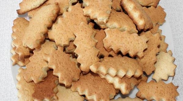 печенье из рассола