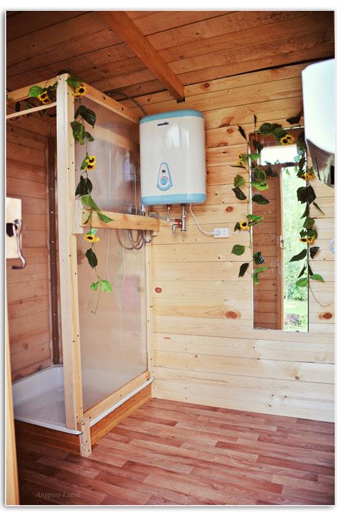 Как сделать на дачи туалет в доме