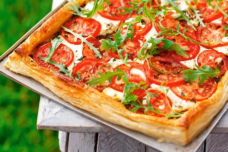 5 лучших блюд из помидоров