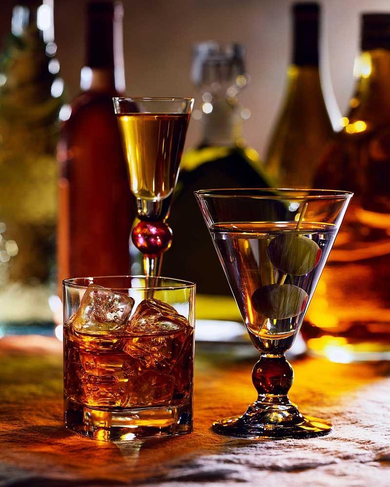 Старинный русский напиток Ратафия