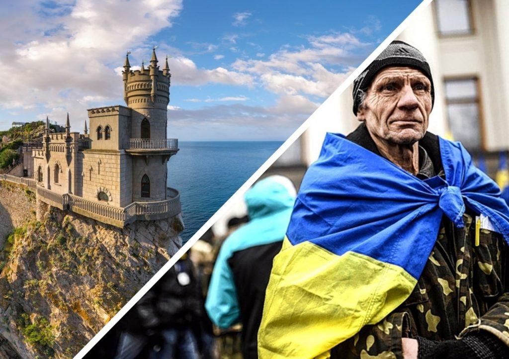 Изменившийся при России Крым…
