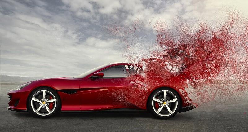 Автомобили, исчезнувшие прям…