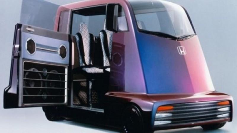 4. Honda Fuya-Jo автомобили, концепт-кары, странности