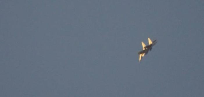 Арабские СМИ: Российские самолеты нанесли удар по позициям ИГ
