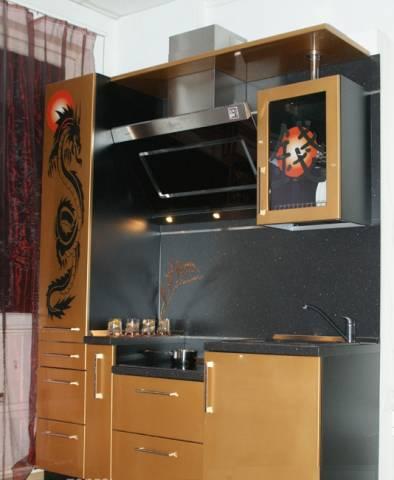 Планировка маленькой кухни 6 метров
