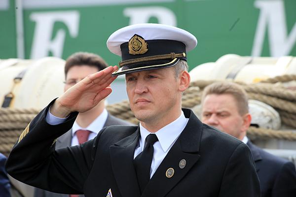 Капитан Михаил Новиков о правде жизни на барке «Крузенштерн»