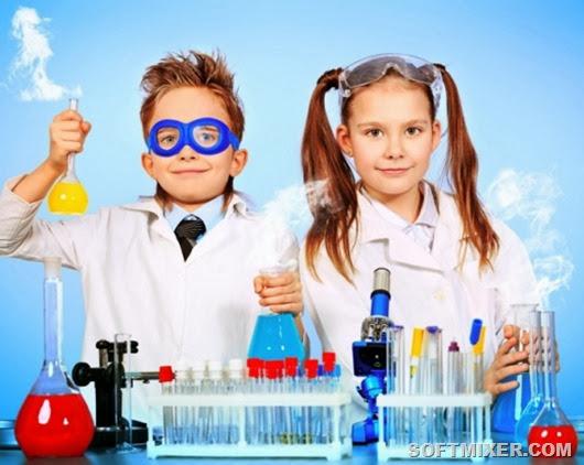 Привет от Эдисона: Дети - изобретатели