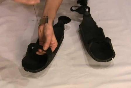 Как сделать обувь своими руками