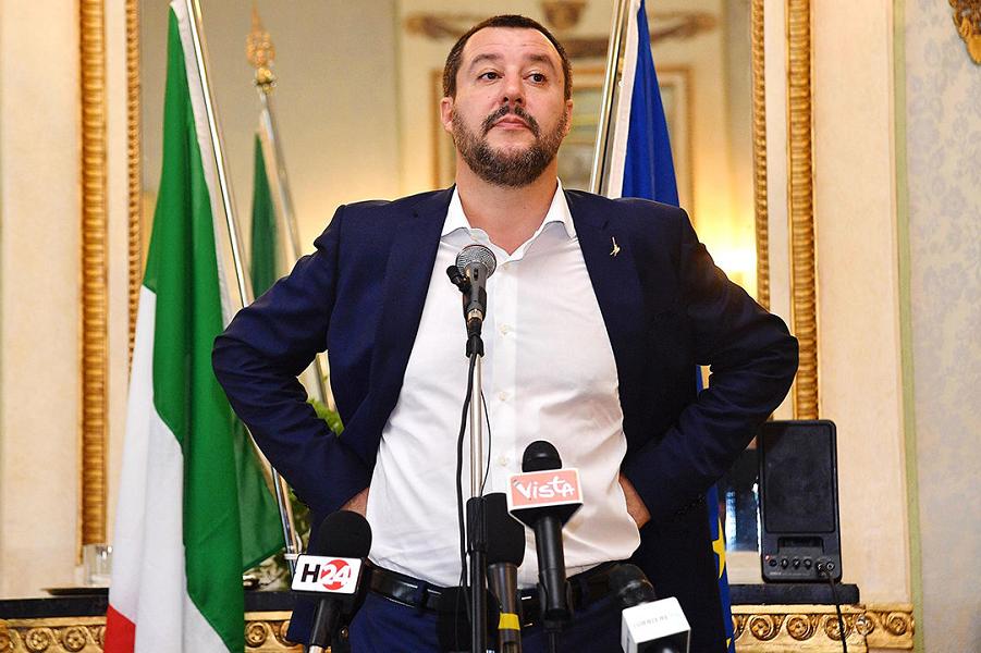 Италия готова разрушить ЕС