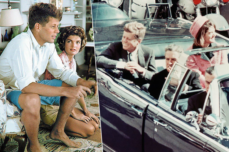 Темная правда о клане Кеннеди: измены, наркотики, трагические смерти и тайны