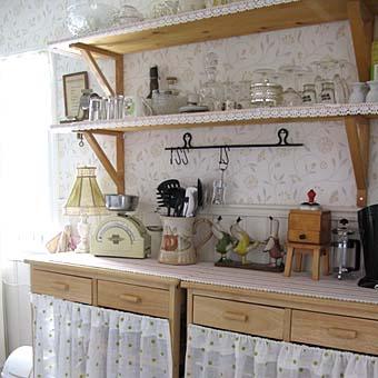 Прованс на кухне своими руками 94