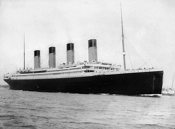 """Сколько человек выбралось с """"Титаника""""?"""