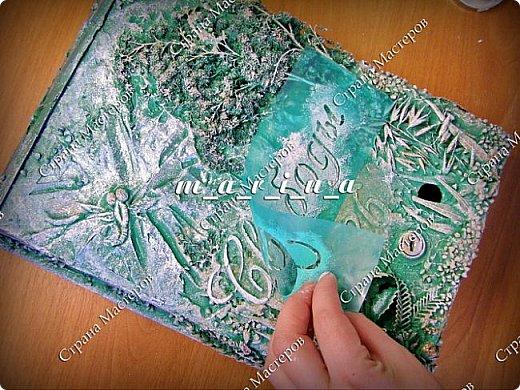 Декор предметов Мастер-класс Ассамбляж Почтовый ящик в технике Терра МК Гипс Краска Материал природный фото 28