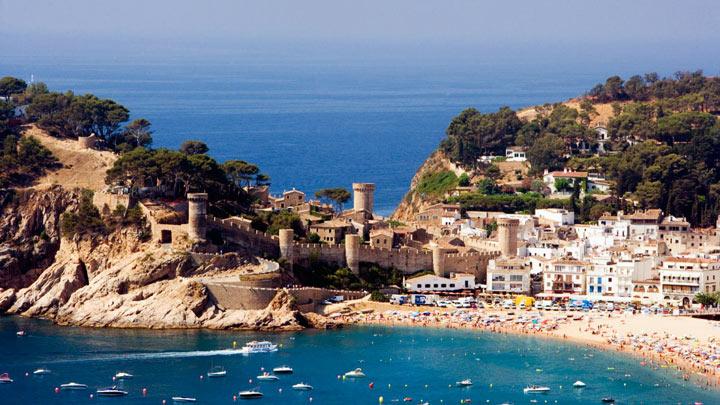 Лучшие курорты Барселоны