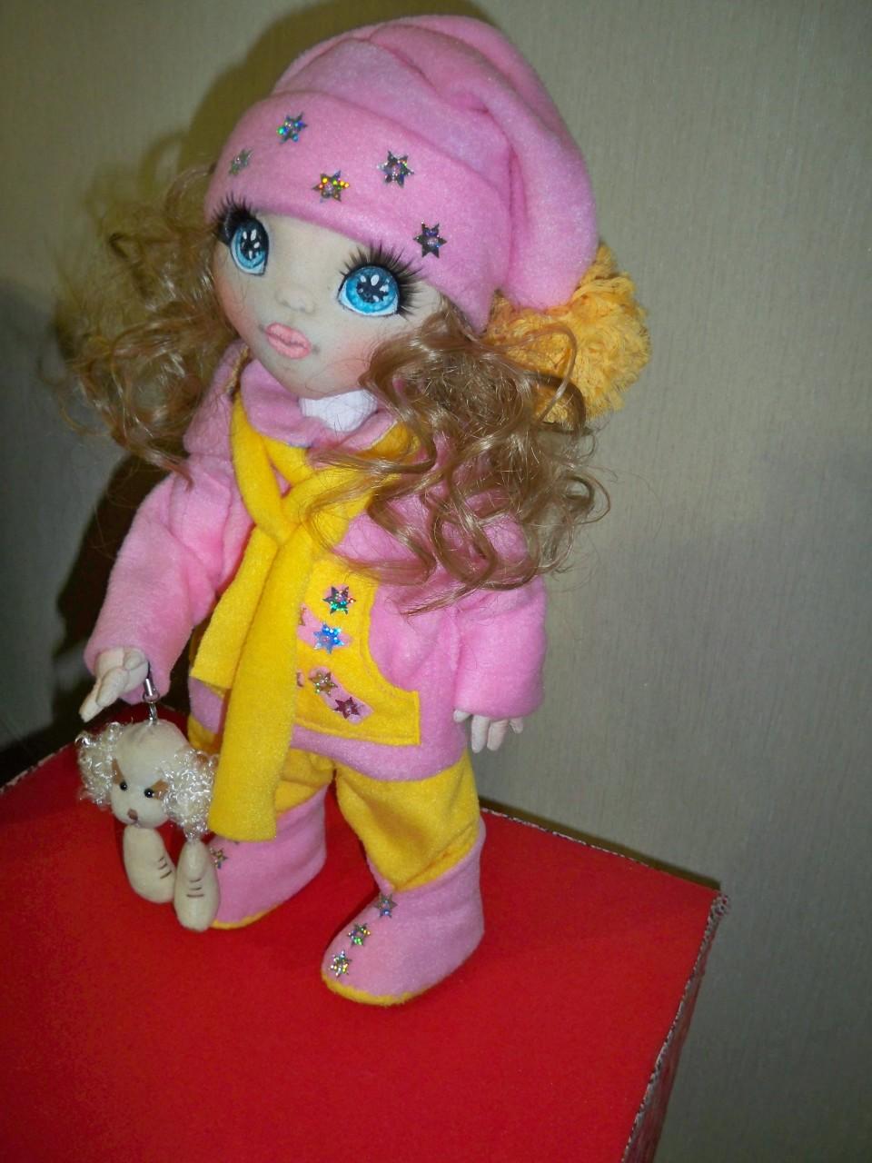 Знакомьтесь - моя новая куколка ВАРЕНЬКА!!!