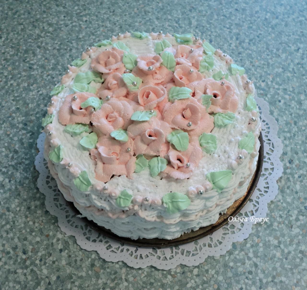 Торт из микроволновки -2. просто фото.