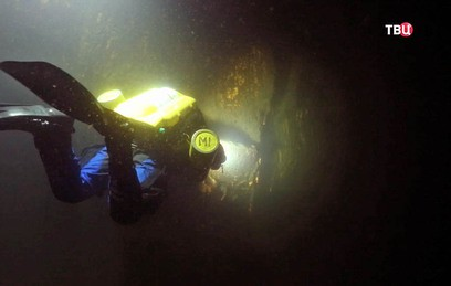 В Финском заливе нашли затонувшую в годы войны подлодку