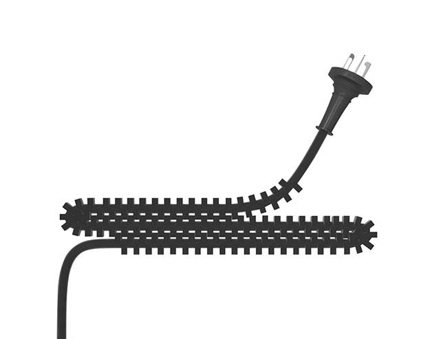 Неспутываемый шнур для электроприборов