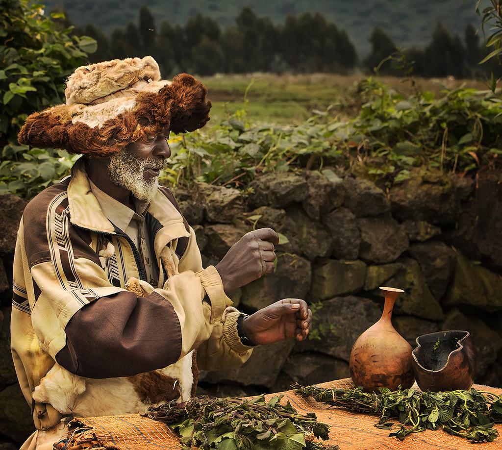 Культурная Руанда