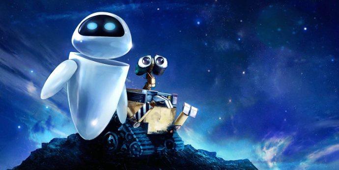Хорошая детская игра по мотивам мультфильма о роботе Валл-е