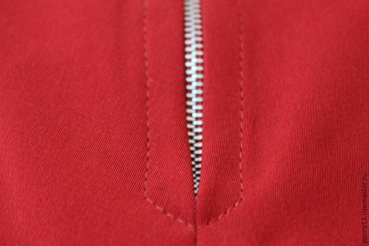 Мастер-класс по шитью брюк в стиле «Марлен»