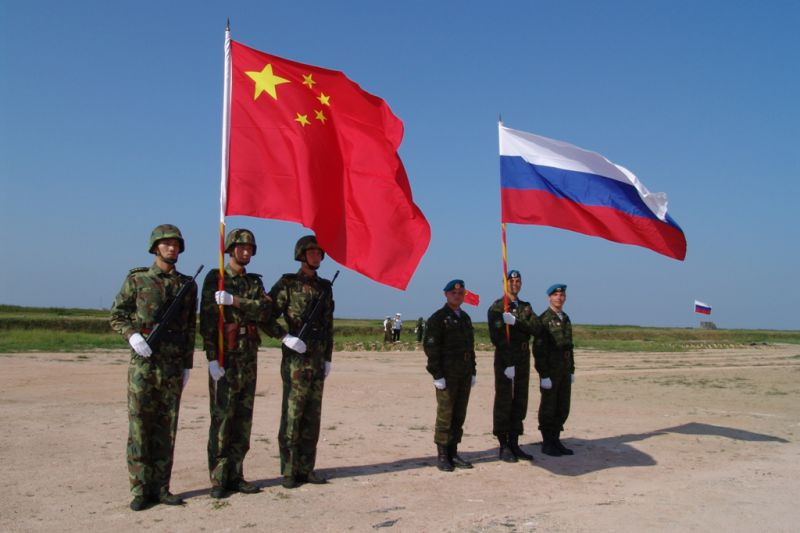 Как русские и китайцы победят Америку