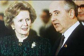 Хрущёв и Горбачёв. Знак предательства
