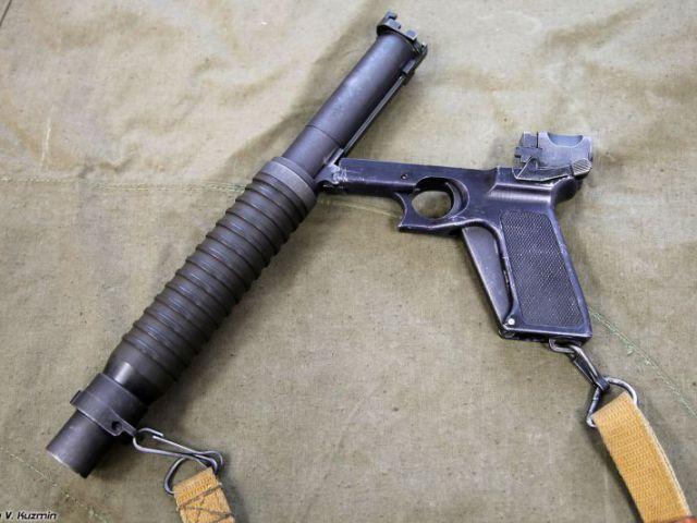 Полицейские карабины семейства КС-23. Часть четвёртая