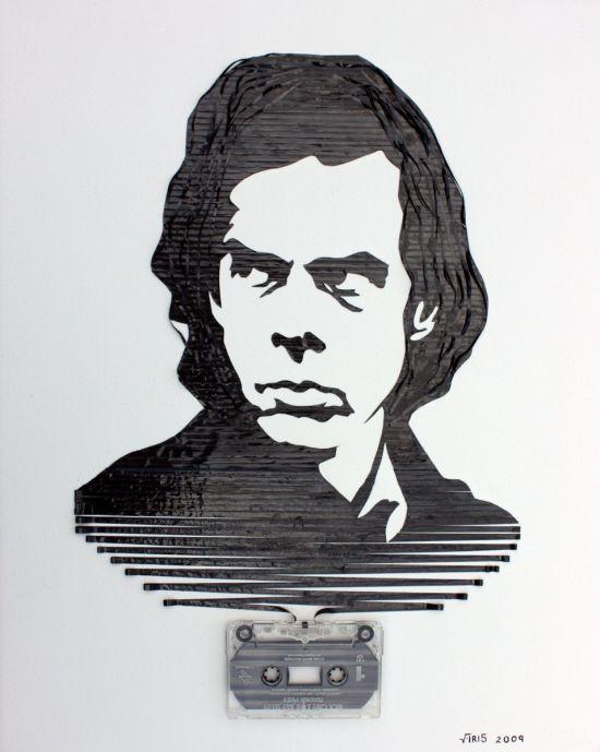 Как талантливые люди используют старые кассеты