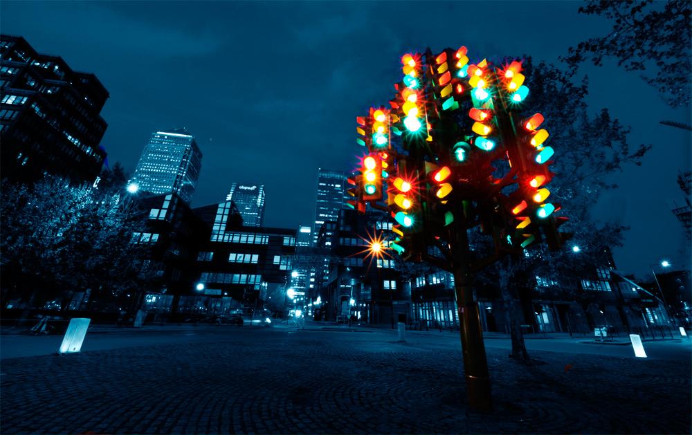 Оригинальные светофоры мира