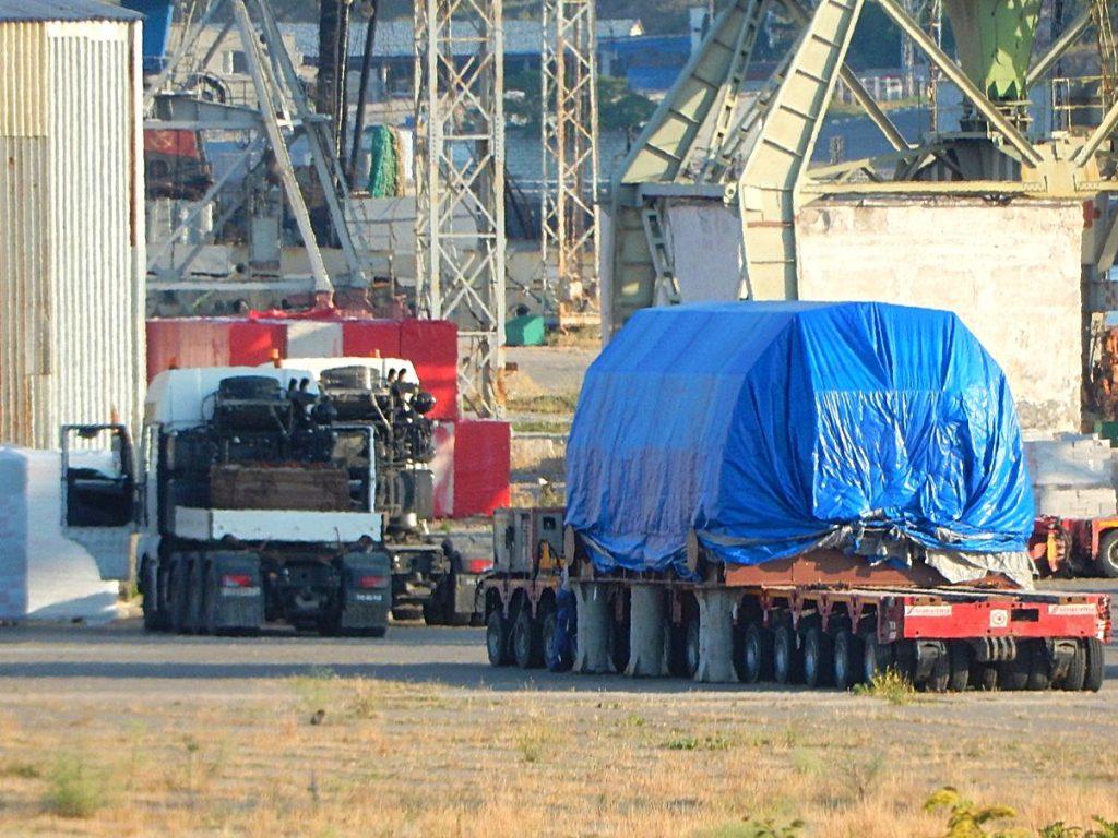 Скандал с турбинами Siemens …