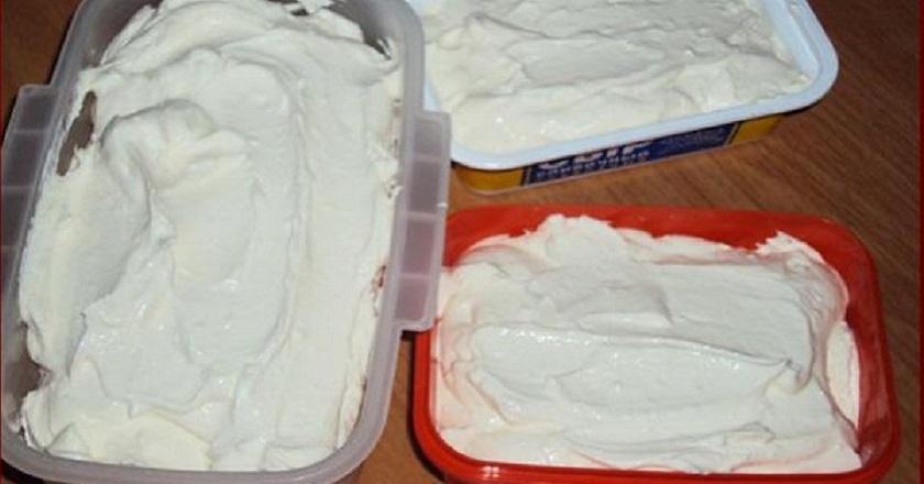 Мягкий сыр маскарпоне своими руками.