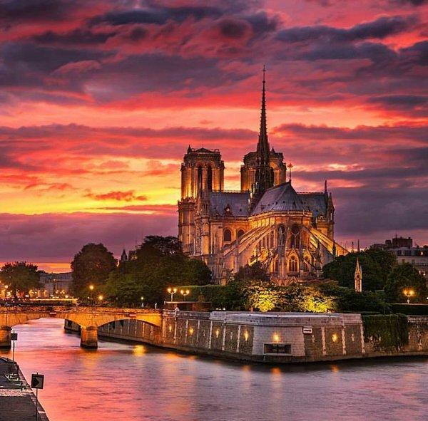 Собор Парижской ... богоматери
