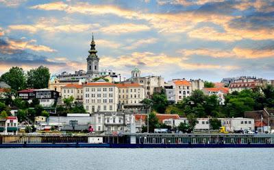 Бюджетный отдых в Белграде