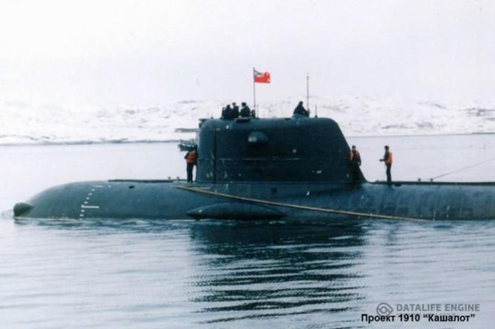 Самая бесшумная и неуязвимая подводная лодка