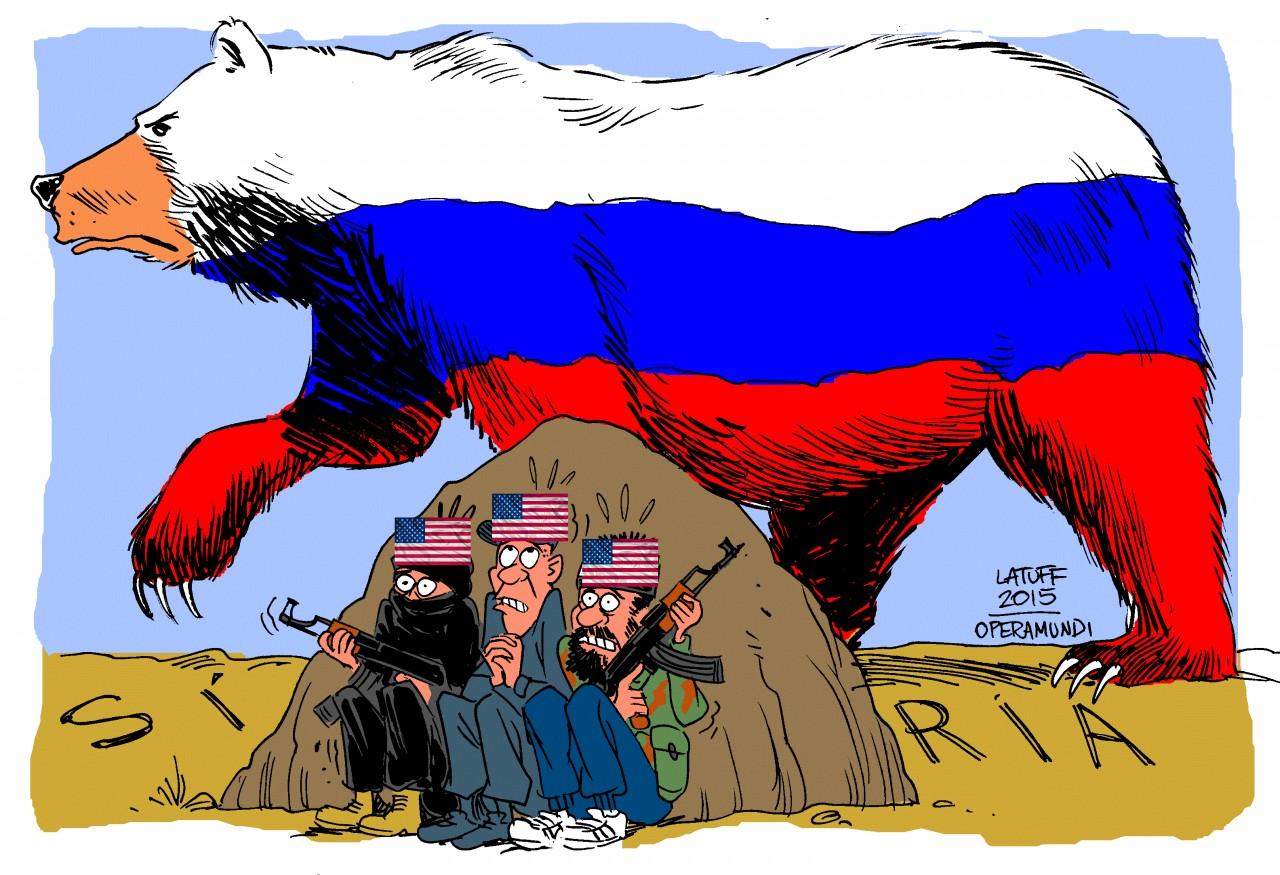 Россия уничтожила американск…