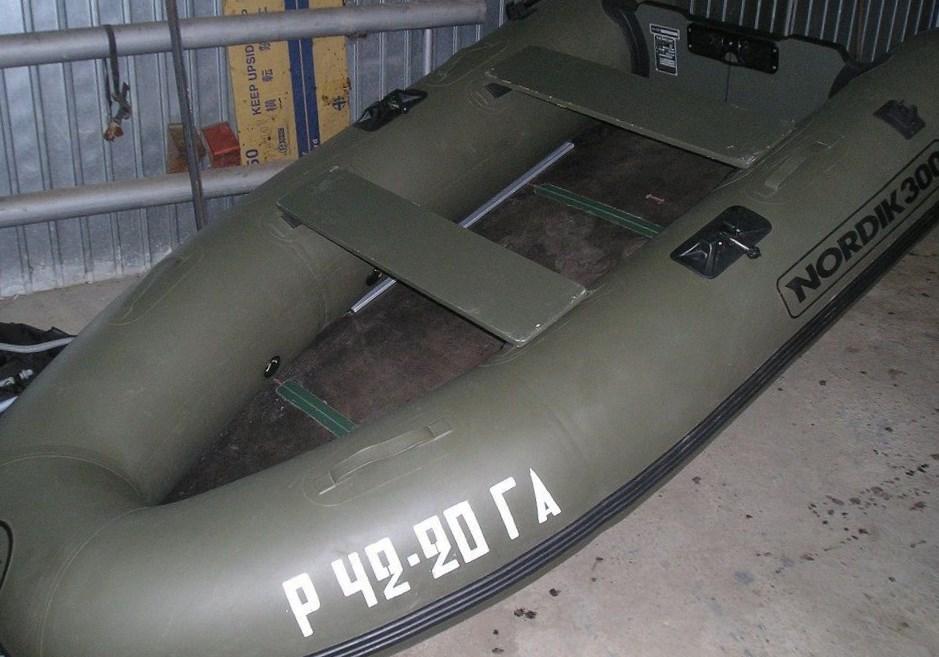 надувная лодка nordik light