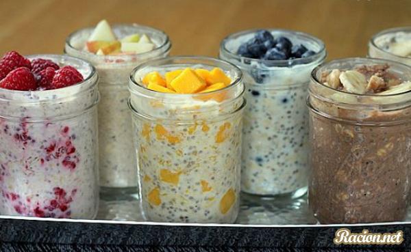 Овсянка в банке: здоровый и быстрый завтрак без готовки
