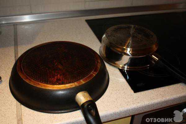 Как очистить сковороду керамическую от нагара снаружи в домашних условиях